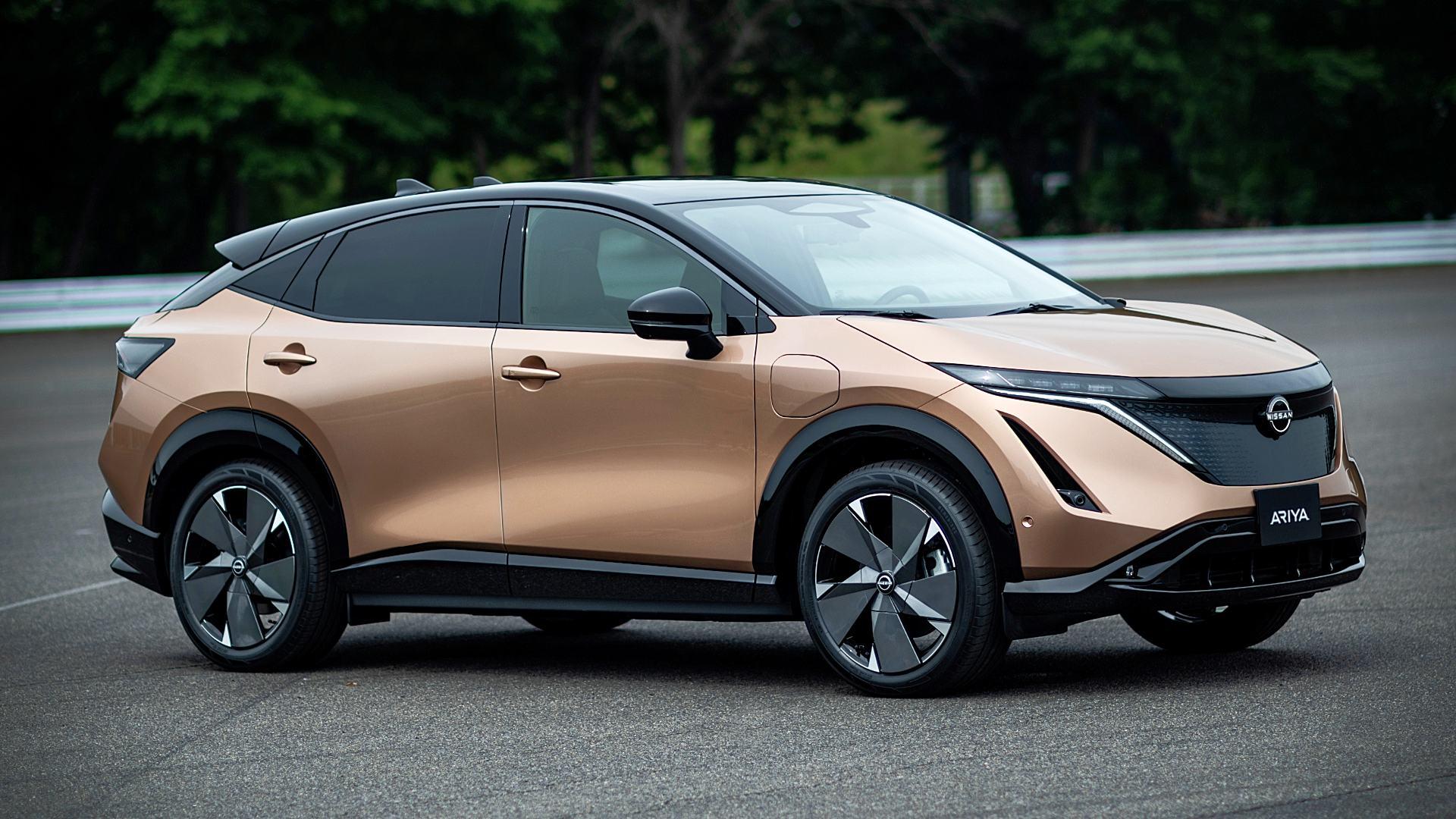 2021 Nissan Ariya 1