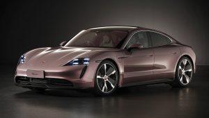2021 Porsche Taycan 1