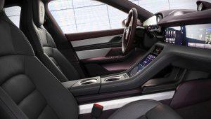 2021 Porsche Taycan Interior Inside
