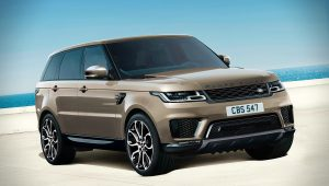 2021 Range Rover Sport 1