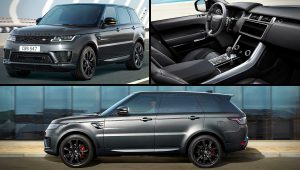 2021 Range Rover Sport HSE Dynamic Supercharged
