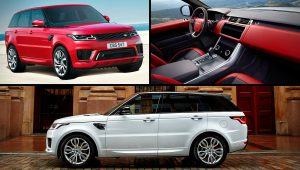 2021 Range Rover Sport Colors Pictures Images