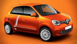 2021 Renault Twingo ZE Vibes 1