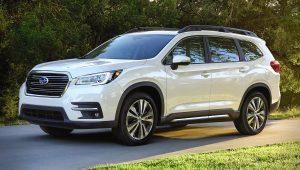2021 Subaru Ascent Premium Images Pictures