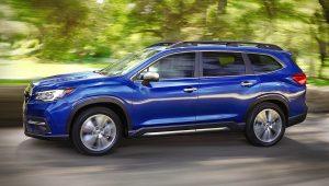 2021 Subaru Ascent Touring Images