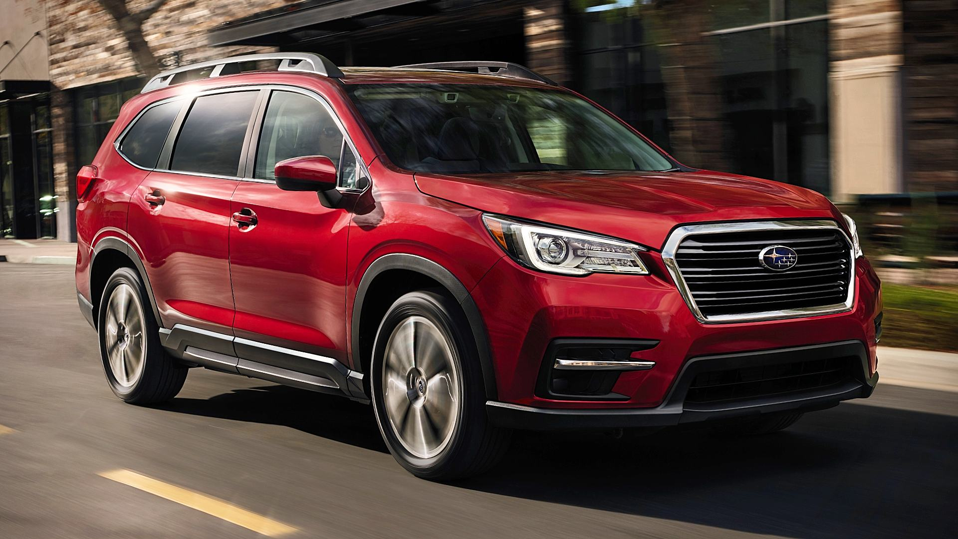 2021 Subaru Ascent Specs Wallpaper