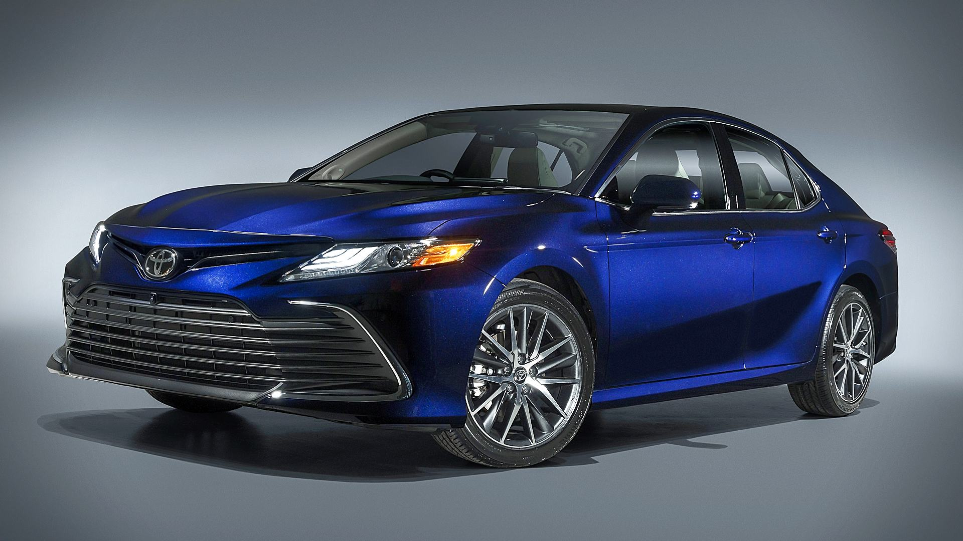 2021 toyota camry specs wallpaper