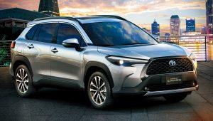 2021 Toyota Corolla Cross Hybrid SUV