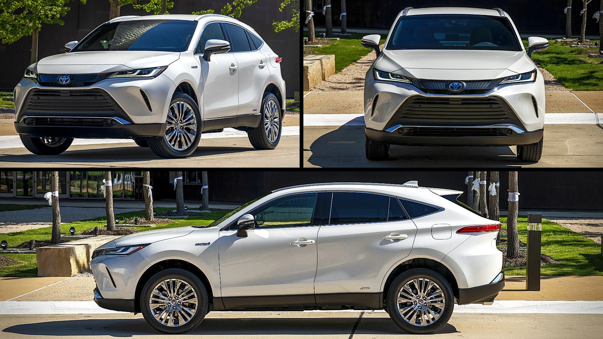 2021 Toyota Venza XLE Hybrid