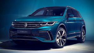 2021 Volkswagen Tiguan 1