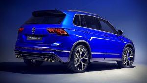 2021 Volkswagen Tiguan R Pictures Images
