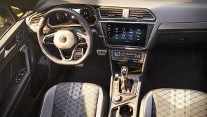 2021 Volkswagen Tiguan R Line Interior