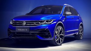 2021 VW Tiguan R Wallpaper Photos Pictures