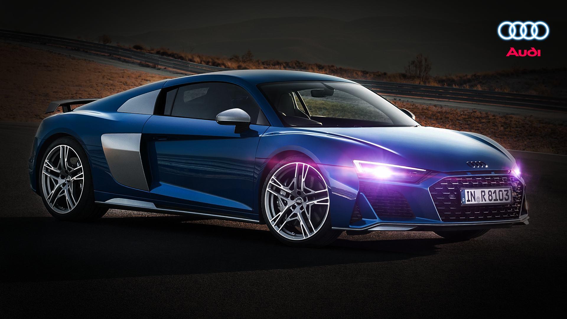 Audi R8 Wallpaper Hd