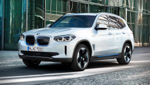 BMW SUV Cars 2021 Models iX3