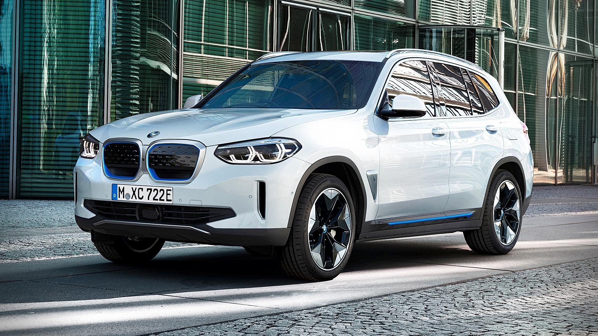 BMW SUV Cars 2021 Models iX3