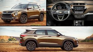 Chevy SUV 2021 TrailBlazer Pictures Photos