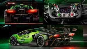 Lamborghini Models 2021 Essenza SCV12 Photos