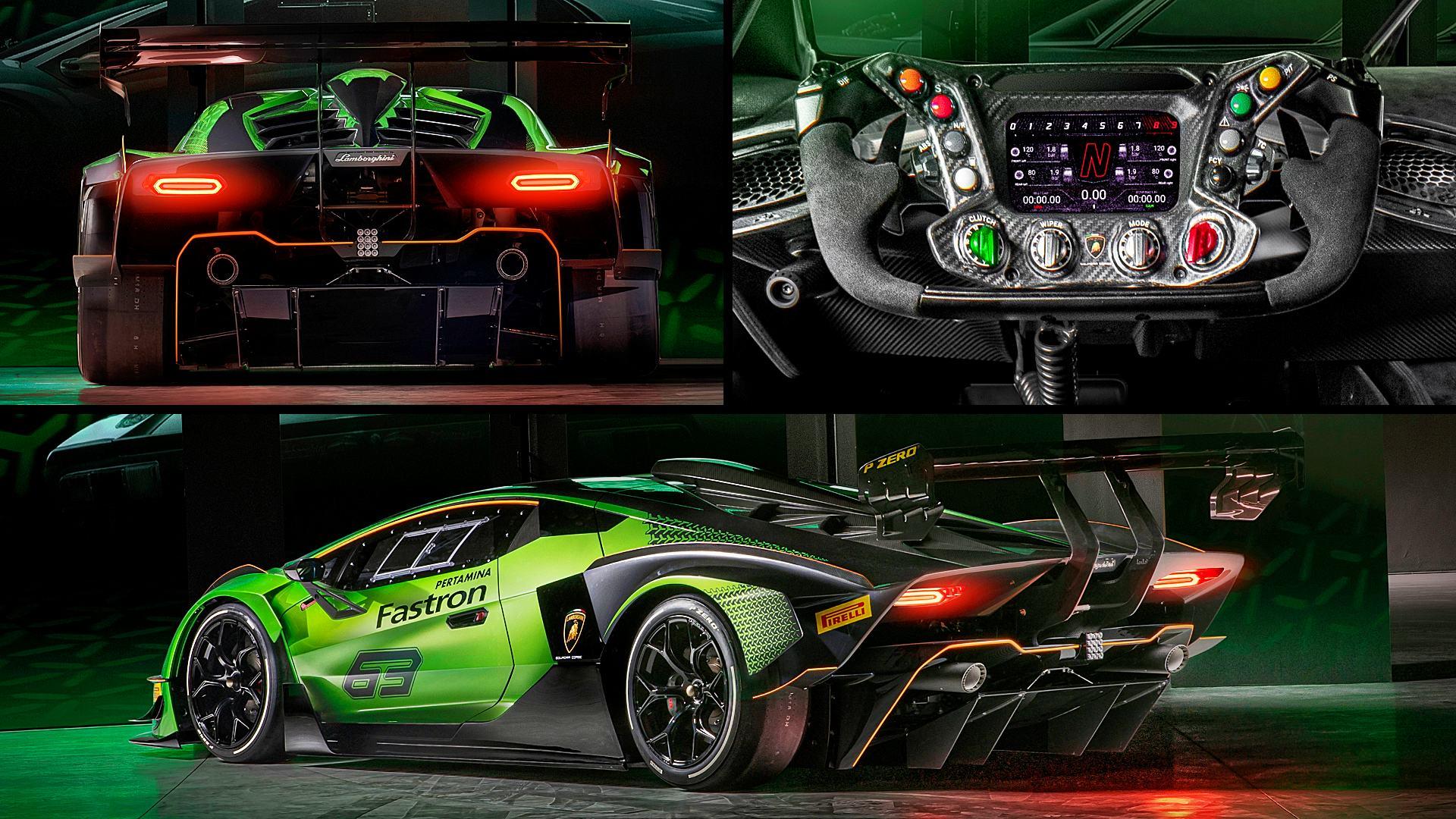 Lamborghini Models 2021 Essenza SCV12 Photos
