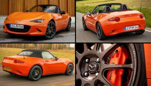 2020 Mazda MX-5 Miata 30th Anniversary Pictures