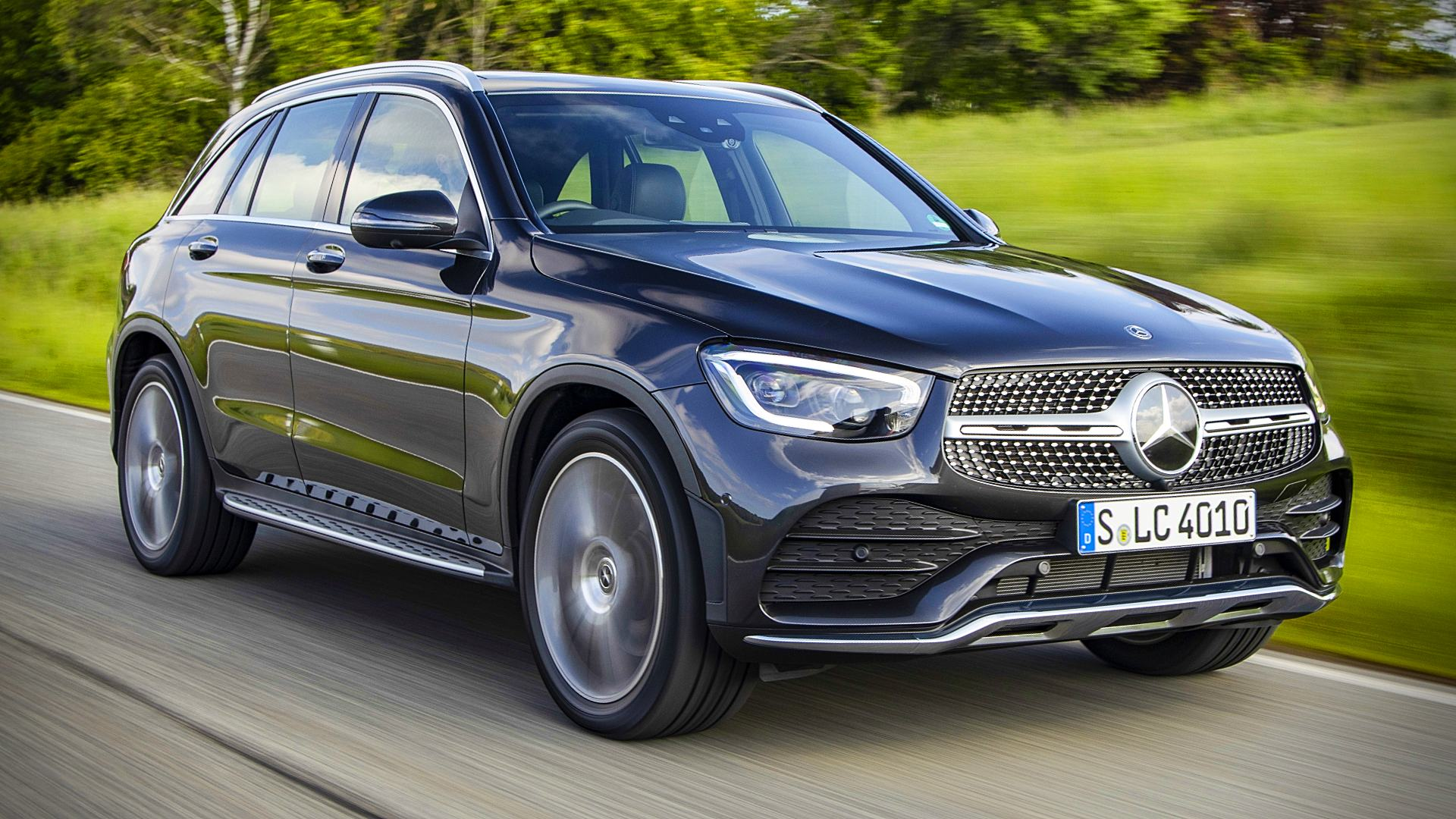 2020 Mercedes‑Benz GLC
