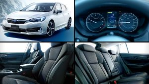 Subaru Impreza Sport 2020 Photos Inside Pictures