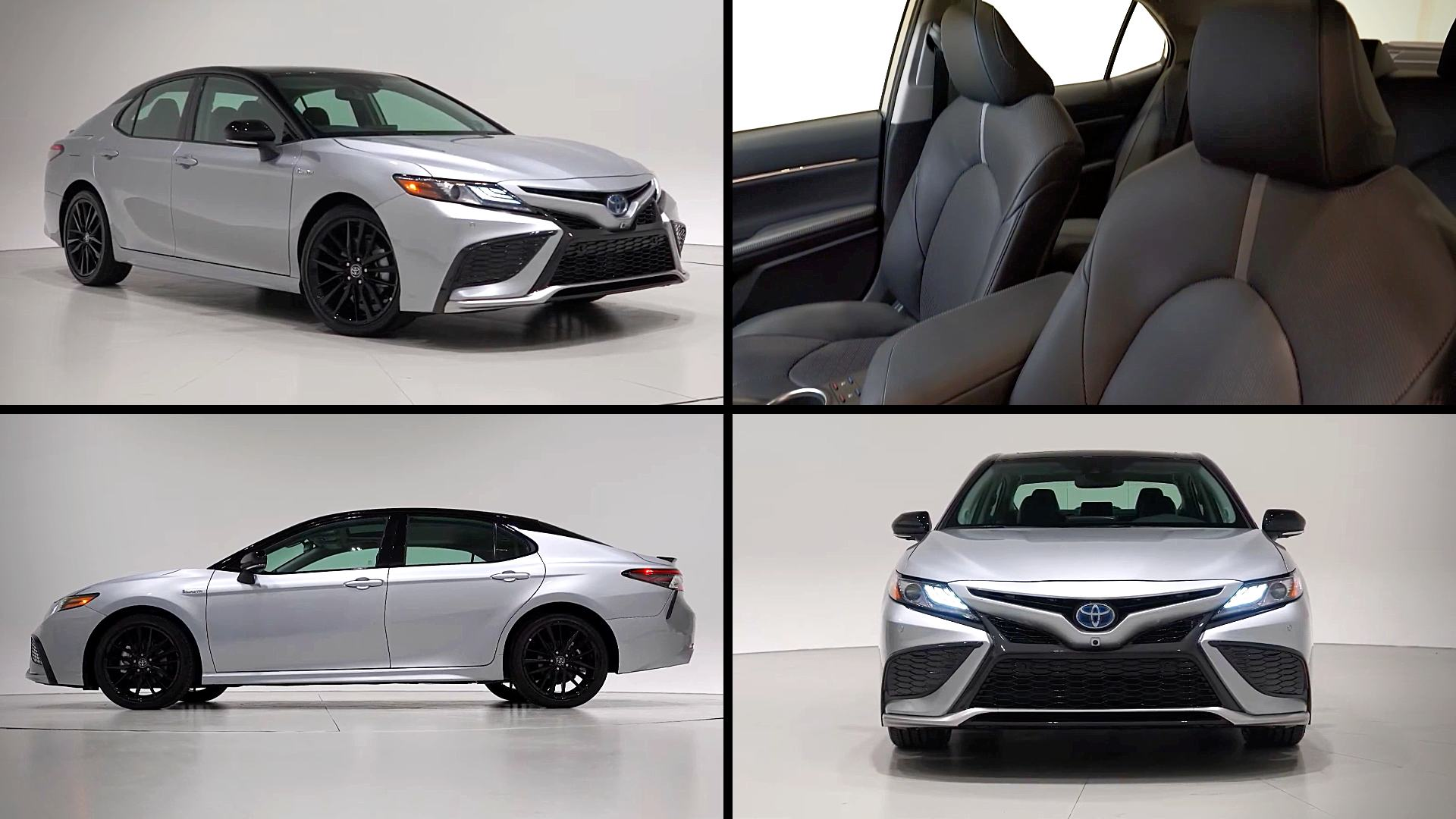 Toyota Camry Hybrid 2021 Pictures Photos