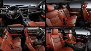 2020 Cadillac XT5 Premium Luxury Interior Inside