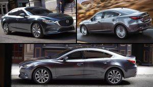 2020 Mazda 6 Grand Touring
