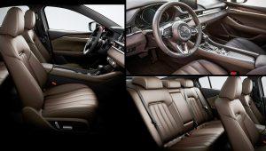 2020 Mazda 6 Grand Touring Interior