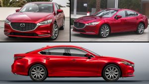 2020 Mazda 6 Turbo Hatchback Pictures Images
