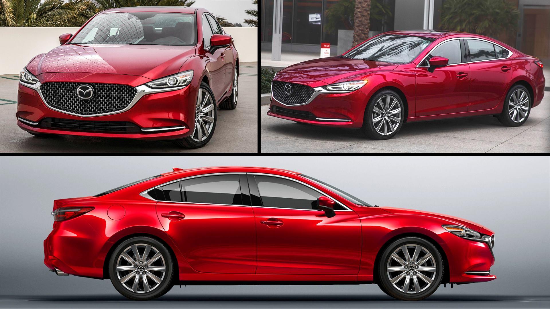 2020 Mazda 6 Turbo Hatchback Pictures Images