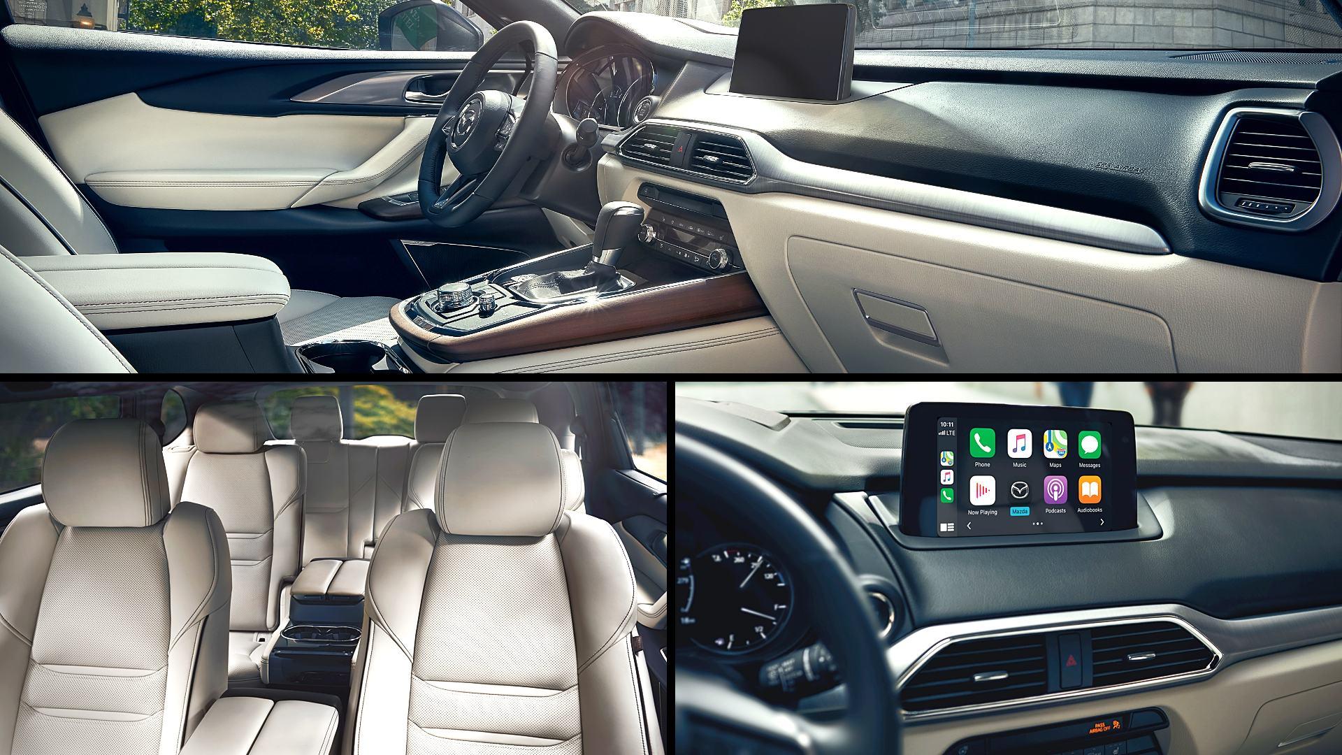 2020 MAZDA CX-9 Grand Touring Interior