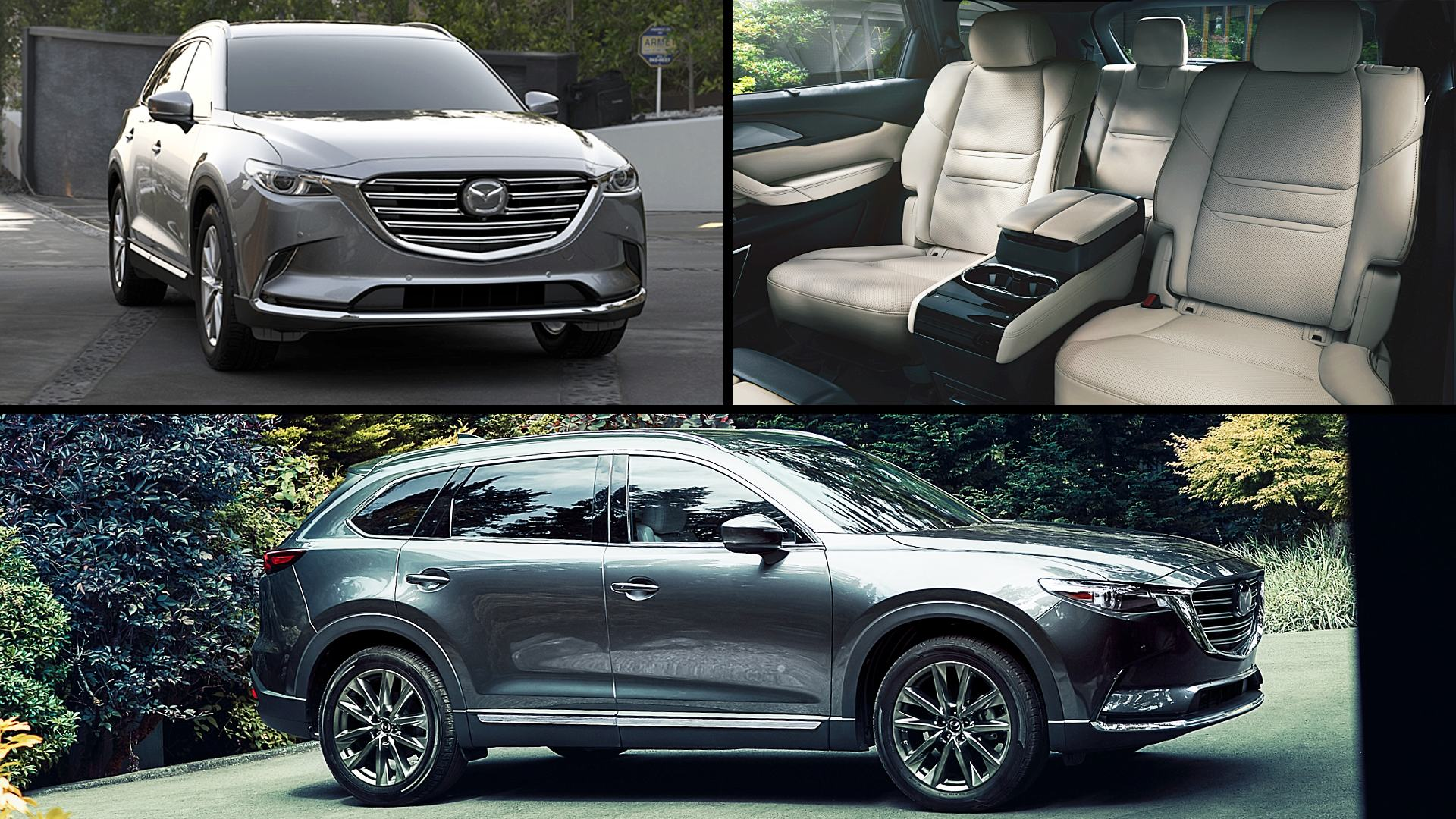 2020 MAZDA CX-9 Grand Touring Images