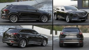 2020 MAZDA CX-9 Signature Black