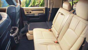 2020 Ram 2500 Longhorn Mega Cab Interior Inside
