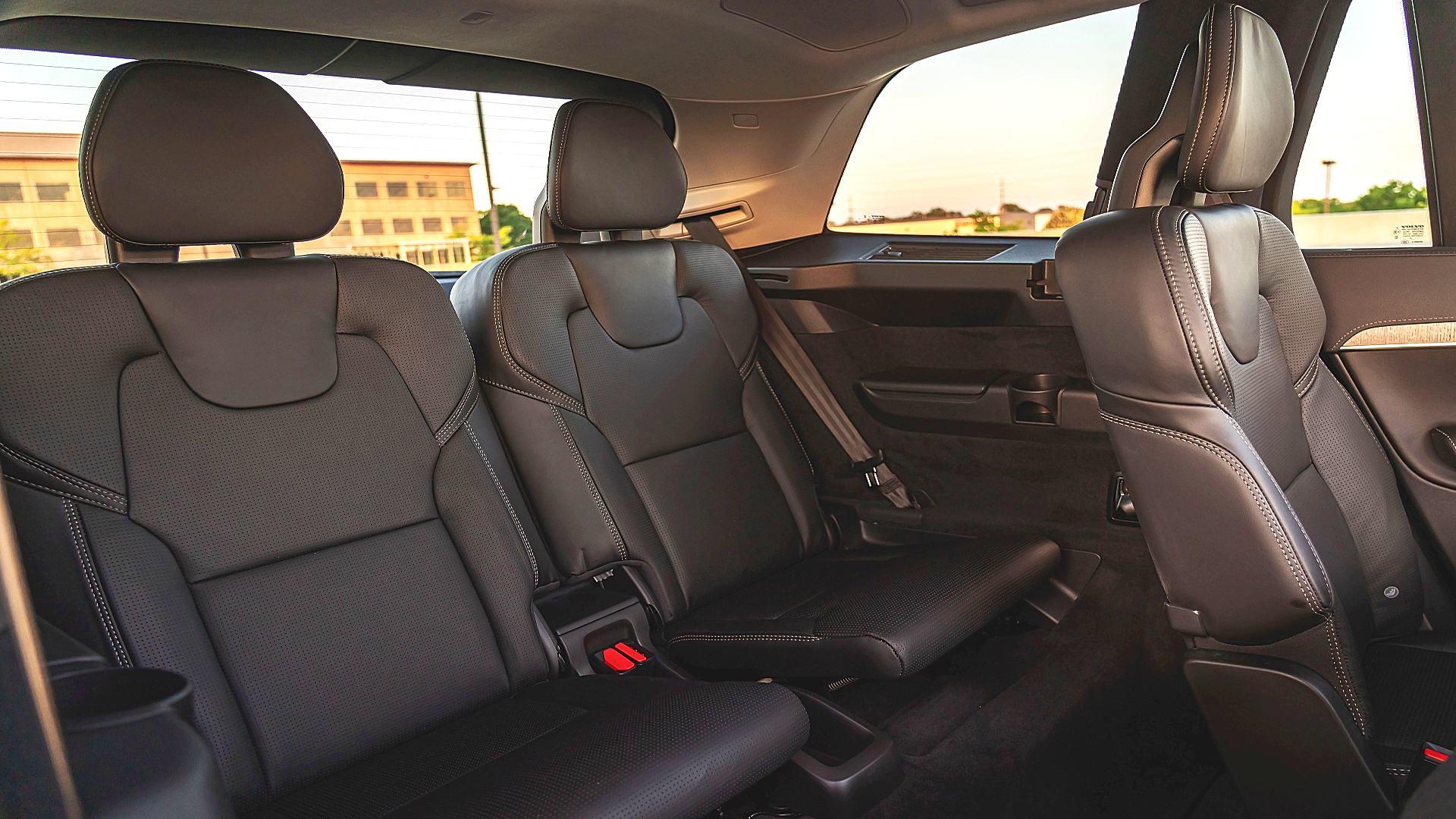 2020 Volvo XC90 SUV Interior