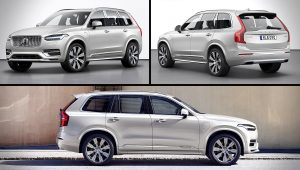 2020 Volvo XC90 T5 Momentum AWD Images