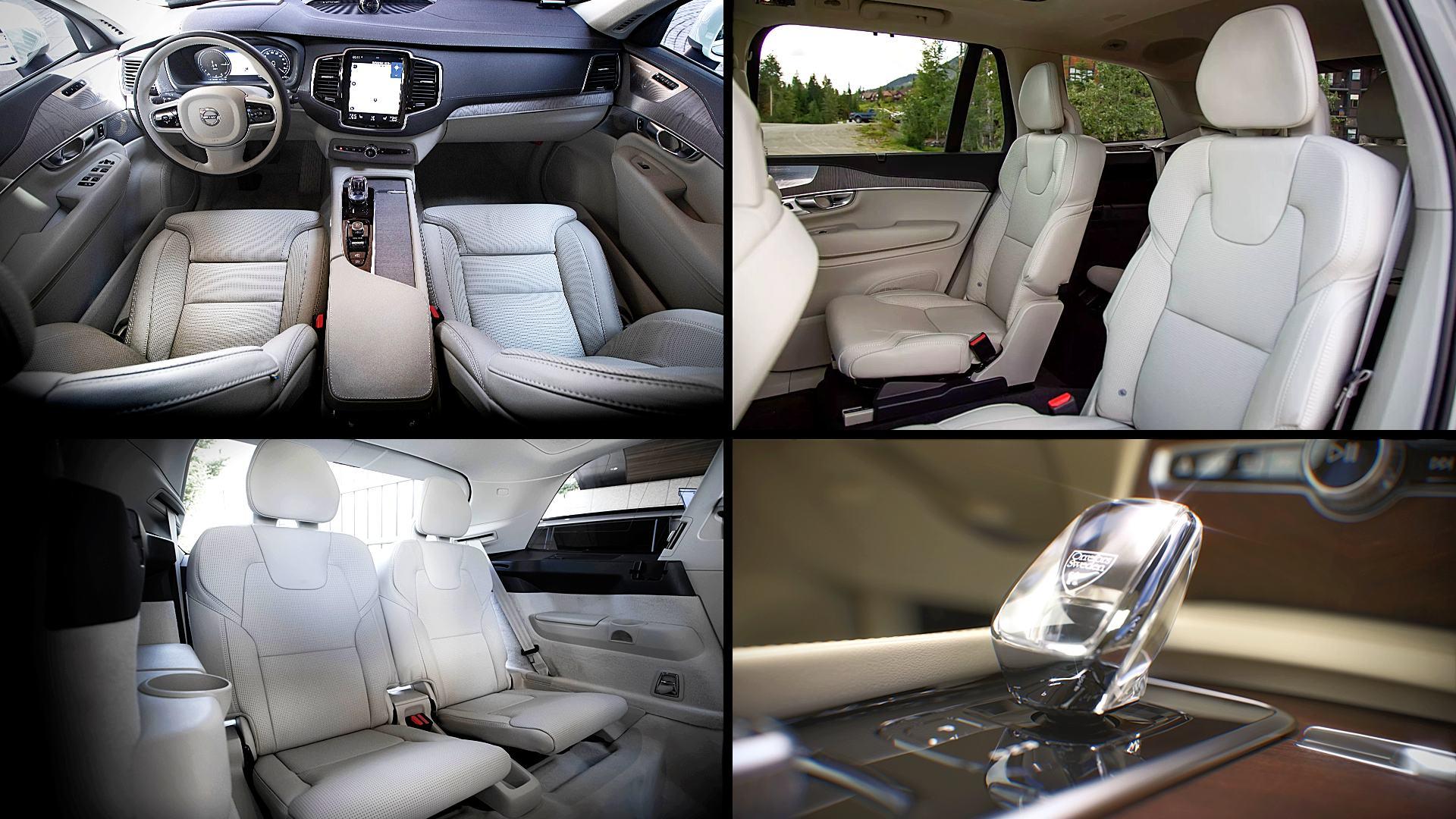 2020 Volvo XC90 T8 Inscription Interior
