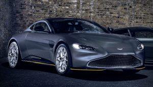 2021 Aston Martin 007 Edition 1