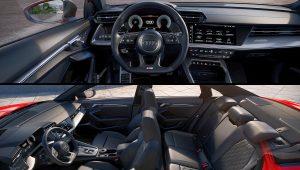 2021 Audi S3 Sedan Interior Inside