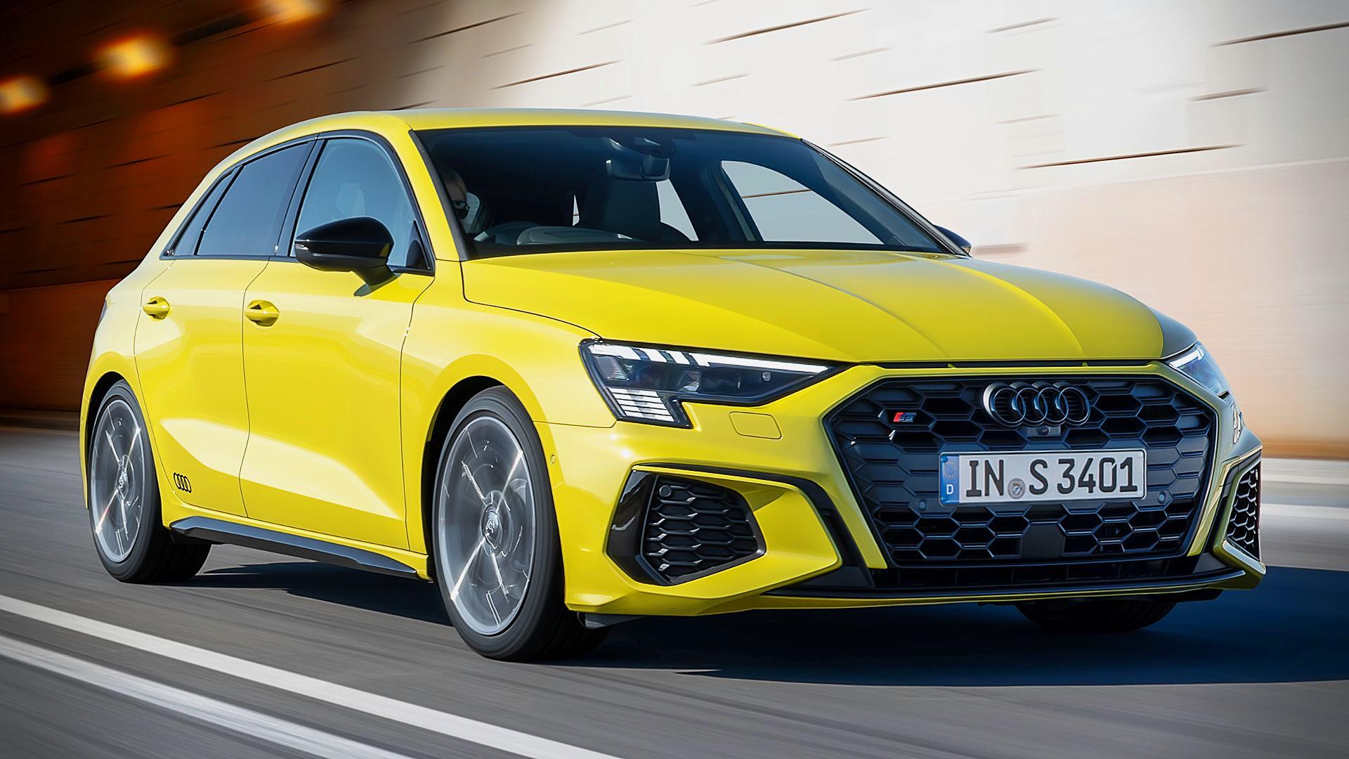 2021 Audi S3 Sportback Wallpaper