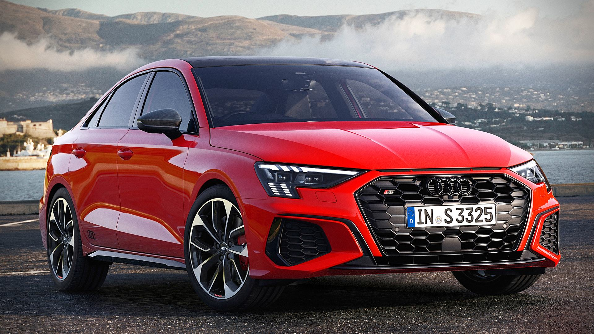 2021 Audi S3