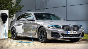 2021 BMW 545e xDrive Hybrid Cars