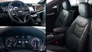 2021 Cadillac XT6 Interior Inside