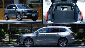 2021 Cadillac XT6 SUV Photos