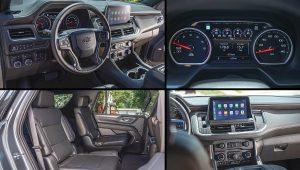2021 Chevrolet Tahoe Z71 Interior Inside