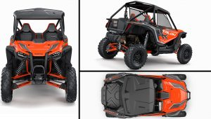 2021 Honda Talon 1000X UTV Photos