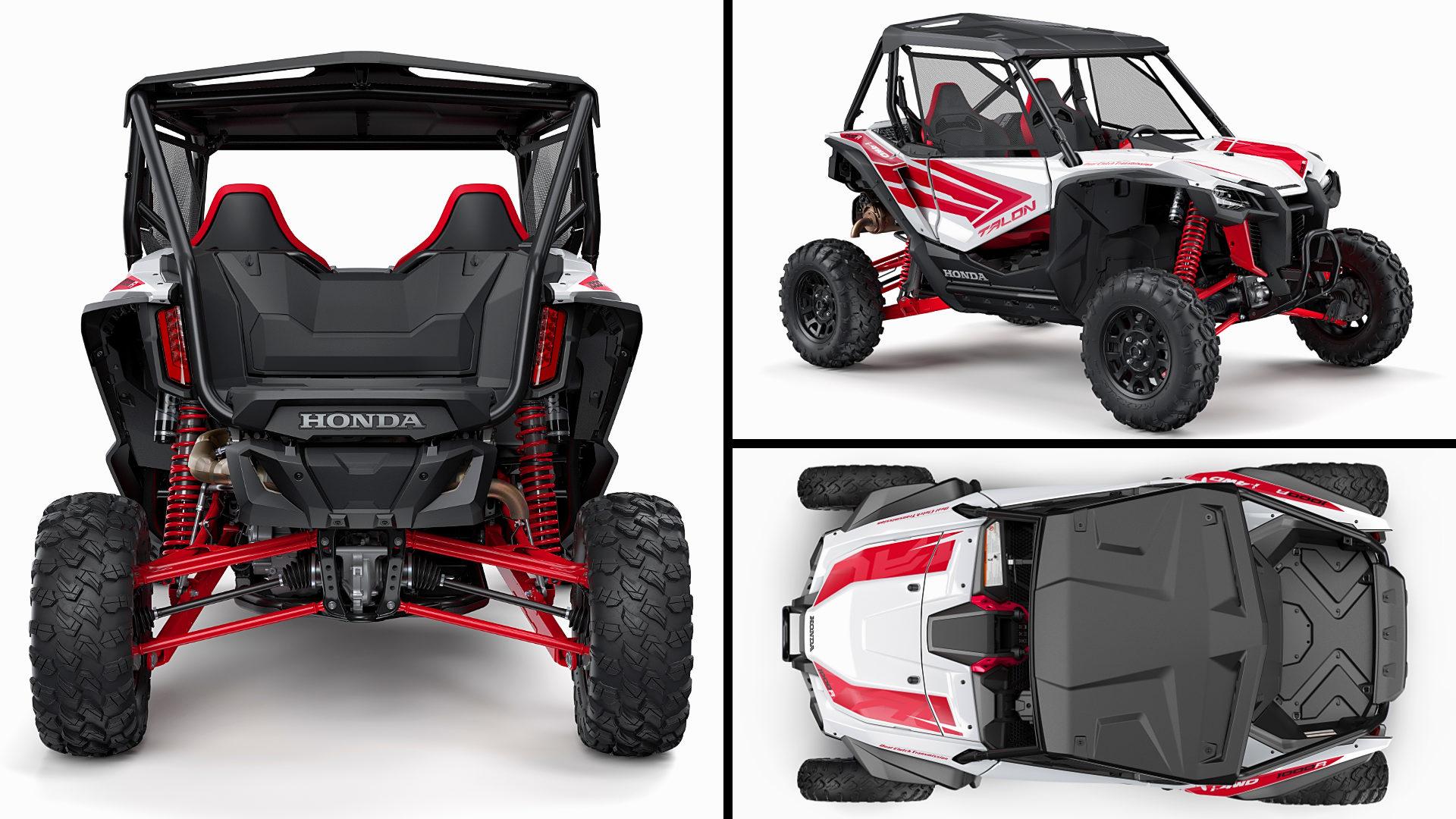 2021 Honda UTV Models Talon 1000R