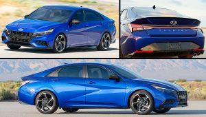 2021 Hyundai Elantra N Line Images Photos